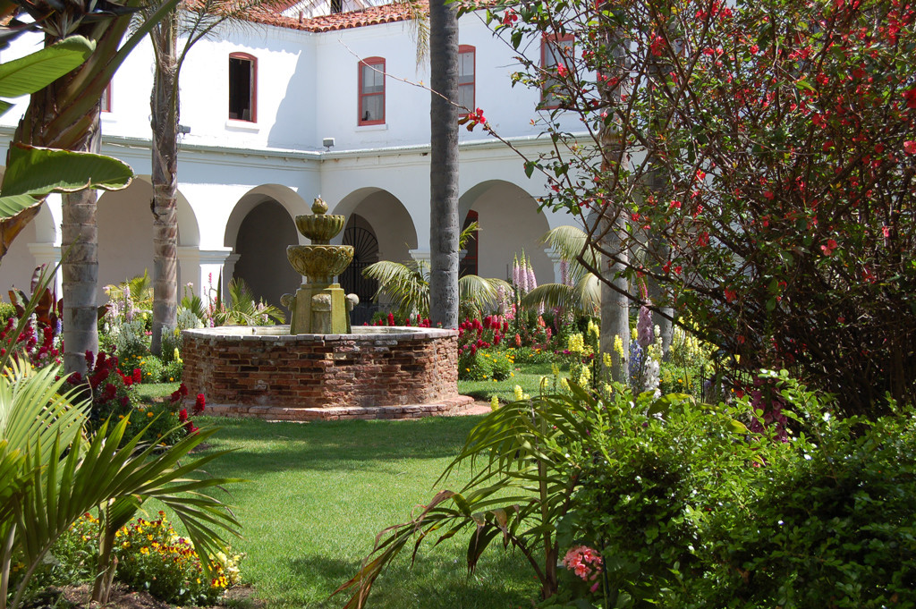 Private Retreats - Retreat Center of Old Mission San Luis Rey